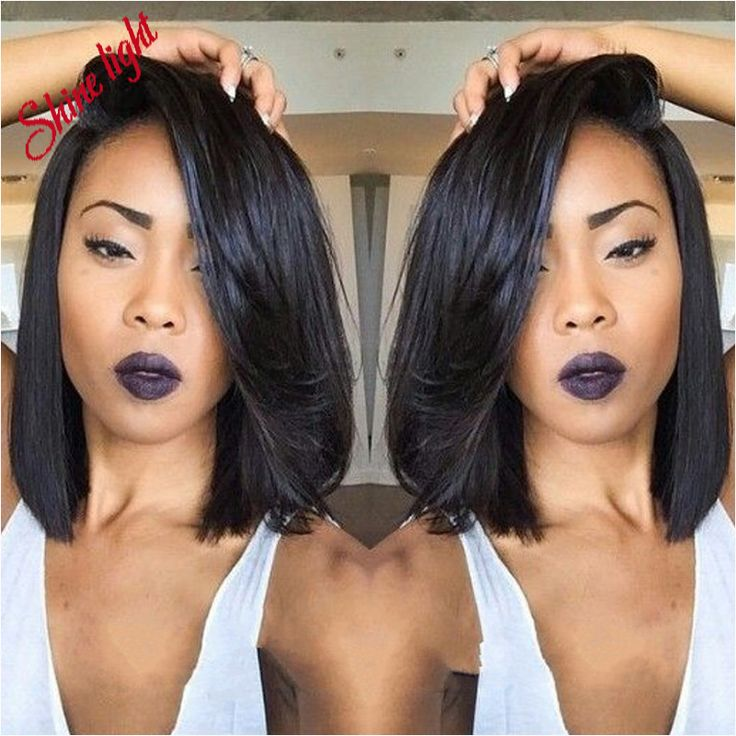 long bobs for african american hair - Google Search