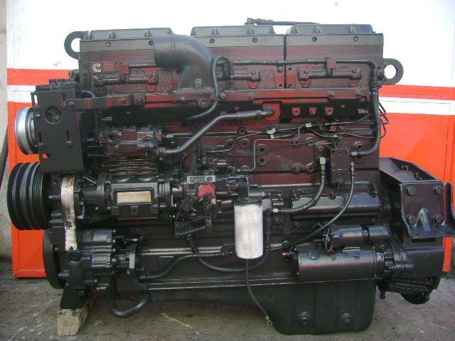 Detail Pics Of Cummins N14 Diesel Engine For Model Truck