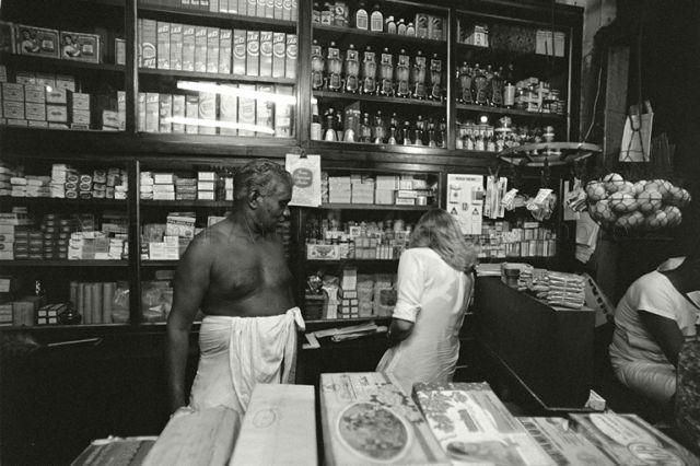 Indian sundries shop - 1970s