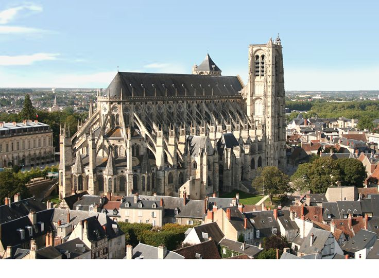 113 best great gothic cathedrals in france images on pinterest paris france trips and monuments - Office de tourisme los angeles ...