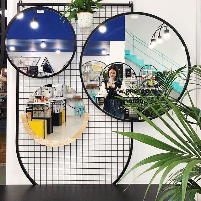 117 melhores imagens de espejo redondo no pinterest amy for Espejo que no se empana