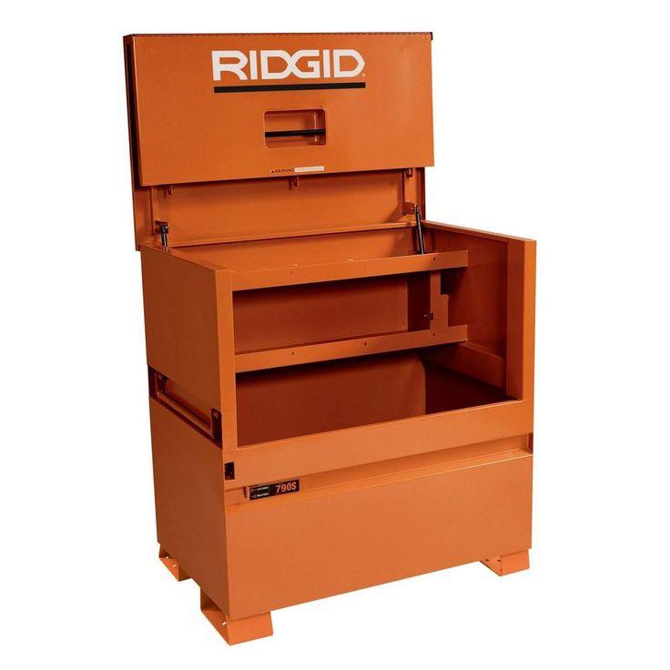 48 in. x 30 in. x 46 in. Jobsite Piano Box