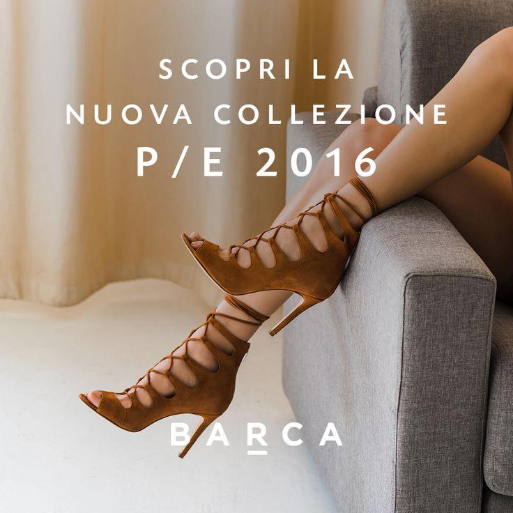 Nel nostro store online è arrivata la Nuova Collezione P/E 2016! Cosa aspetti? Scoprila subito! #barcastores #scarpe #sandalidonna #decollete #shoes #sscollection #newcollection #scarpedonna