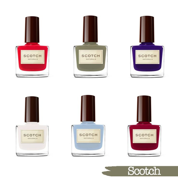 76 best Scotch Nail Polish images on Pinterest | Natural nail polish ...