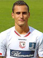 Italian League Serie B -2014-2015 / <br />  ( Carpi Fc 1909 ) -<br />  Elio De Silvestro
