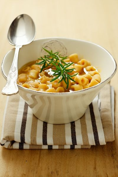 Bean and Pasta Soup | Yummy!! | Pinterest