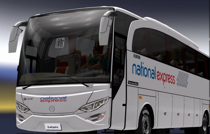 The Virtual Journey using ETS 2, Jetbus Mod and National Express Skin by pcsimulators.org. Glasgow to Liverpool , UK