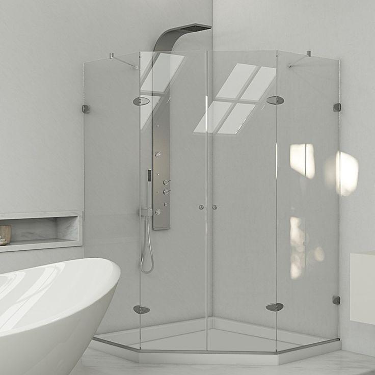 20 Best Frameless Neo Angle Shower Doors Images On Pinterest Neo