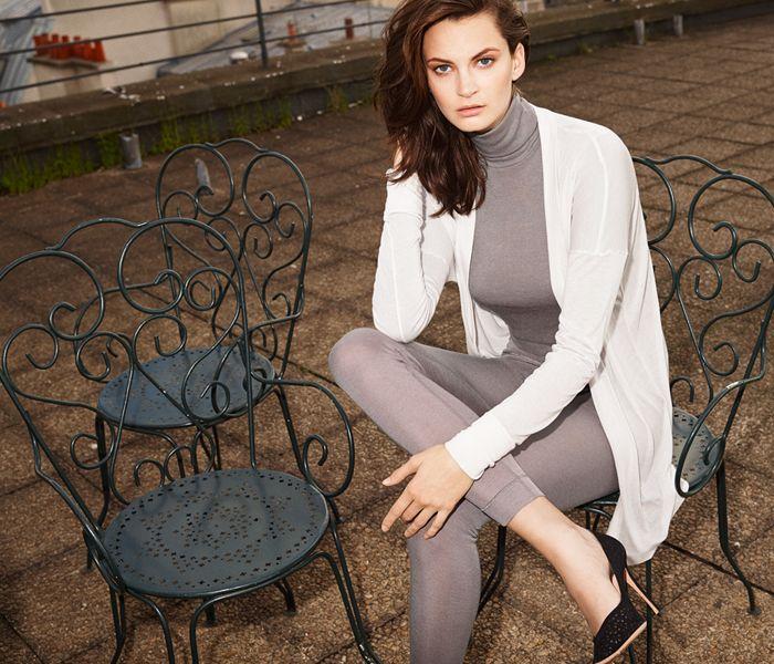 Hanro of Switzerland ondergoed mode kleding underwear loungy nightwear