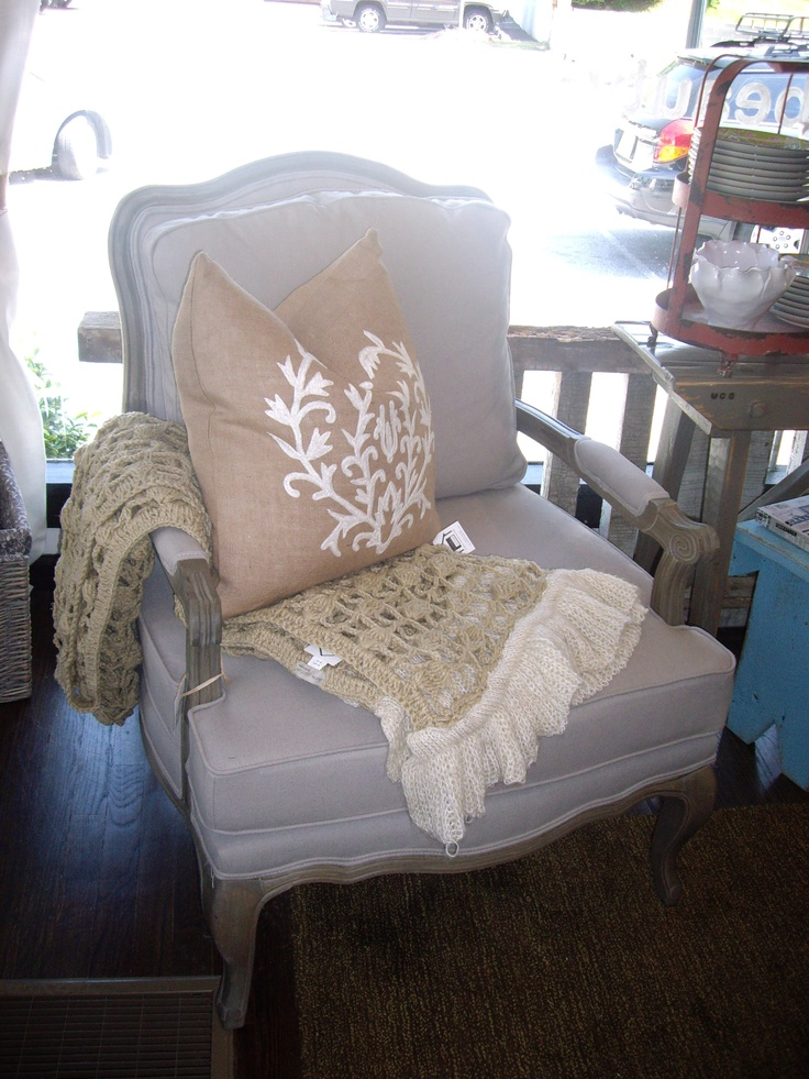 we love that these lovely chairs are back in stock!