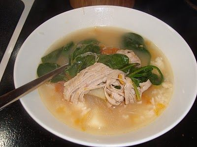 The Everyday Best Recipe's: Sinigang ( Tamarind Soup)