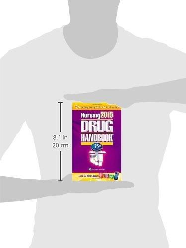 Nursing 2015 Drug Handbook, 35th Anniversary Edition