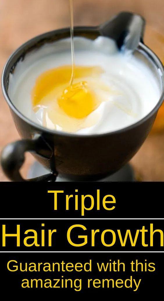growth remedy triple naturally soda baking remedies shampoo skin grow glycemicindexdiet