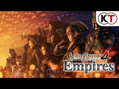 Samurai Warriors 4: Empires Slated for Western Release | Power Up Gaming