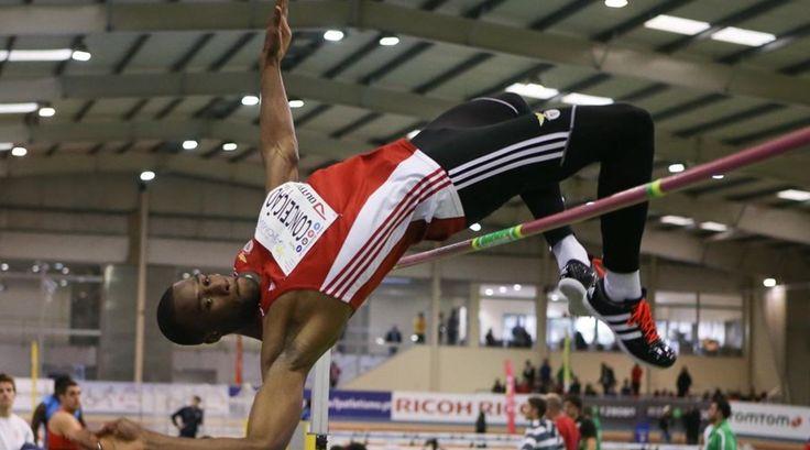 Paulo Conceição bateu o recorde nacional de salto em altura - Cm ao Minuto - Correio da Manhã