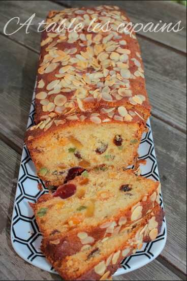 Merveilleux cake aux vrais fruits confits - atablelescopains.over-blog.com
