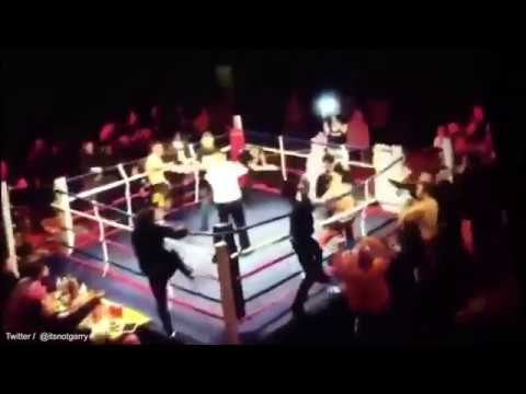 MMA CAGEWORLD : Ugly scenes at Liverpool MMA & Boxing event