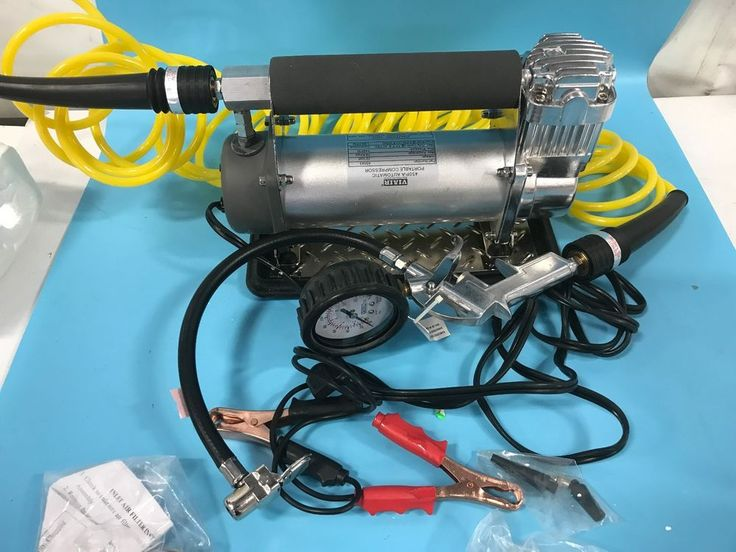 Viair 400P-RV Automatic Portable Compressor Kit 40047 #Viair