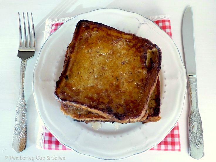 French Toast {Tostada Francesa}