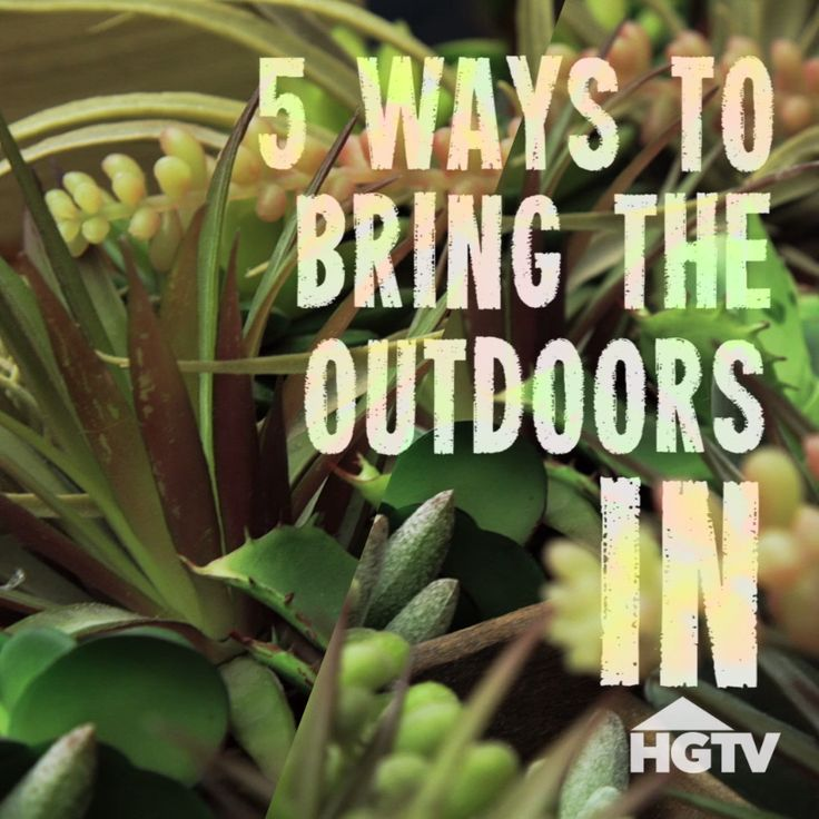 5 Methods To Carry The Open Air In At Your Workspace…