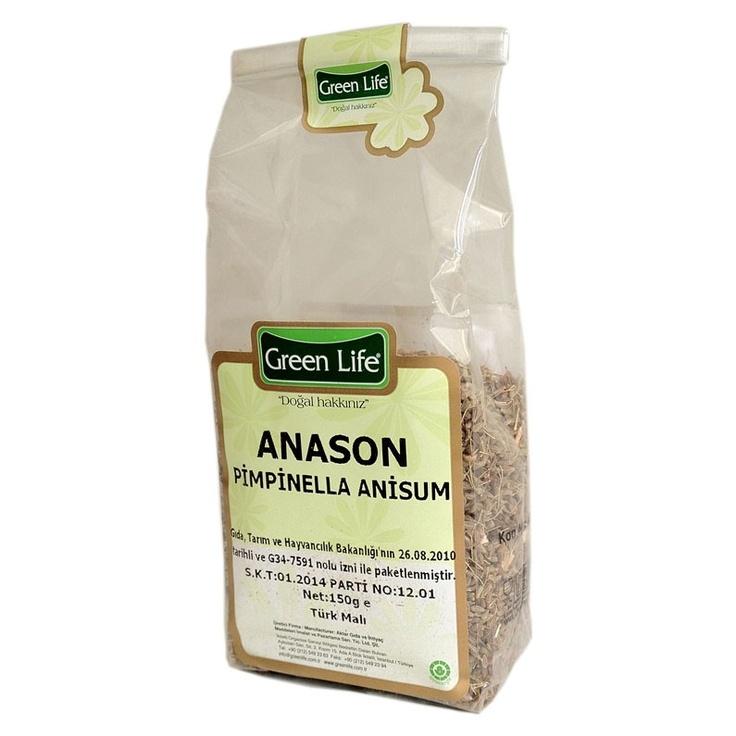 Vatanı Doğu Akdeniz'in cömert toprakları olan Anason, isminden de belli olduğu gibi annelerin favori bitkilerindendir.    Anason bitkisi, bebeklerde gaz söktürücü olarak kullanılır ve anne sütünü artırıcı özelliğe sahiptir.     Kokusuyla iştah açar, tadıyla mideyi rahatlatır.    Tadı ve kokusu hoş olmayan bitki çaylarına veya bitkisel ilaçlara aroma katkısı olarak da kullanılır.    Ayrıca anason çayı, nefes darlığı, öksürük, astım, bronşit gibi şikayeti olanlara bir yudum sağlık sunar.
