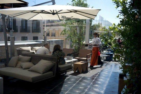Las Terrazas Mas Bonitas Y Baratas De Madrid Terrazas Bonito Vistas