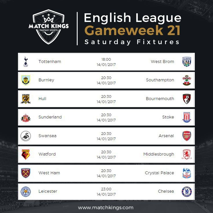 The Premier League is back! 8 matches including a thrilling clash between defending champs Leicester and current leaders Chelsea! Pick your teams now on www.matchkings.com! #MatchKhelo #pl #fpl #fantasysoccer #soccer #fantasyfootball #football #fantasysports #sports #fplindia #fantasyfootballindia #sportsgames #gamers  #stats  #fantasy #MatchKings