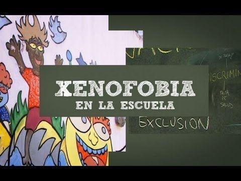 """Serie """"Derechos Humanos Hoy"""", capítulo """"Xenofobia en la Escuela"""""""