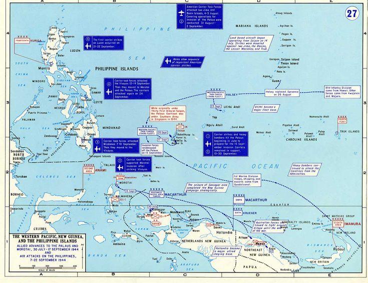 Battle of Peleliu WWII Pacific   Battle of Peleliu - World War II - Pacific Theater - US Marine Corps