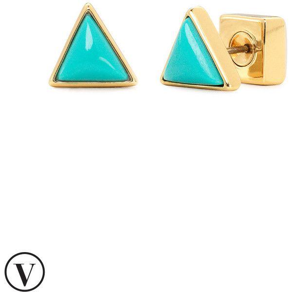 Stella Amp Dot D 233 J 224 Vu Stone Studs Turquoise 39 Liked