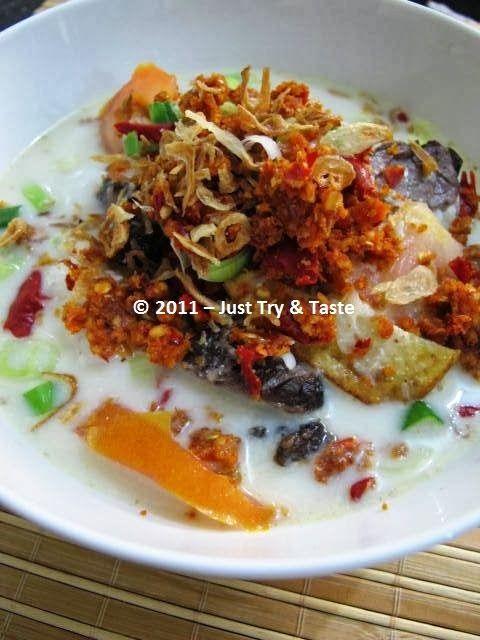 Just Try & Taste: Soto Daging Betawi ala Pak Kustandi