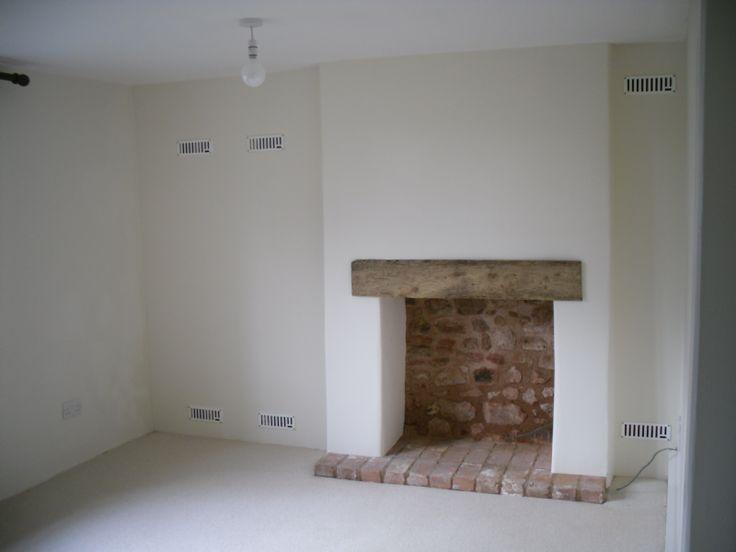 Restoring A Brick Fireplace. Remodelaholic Restoring A ...