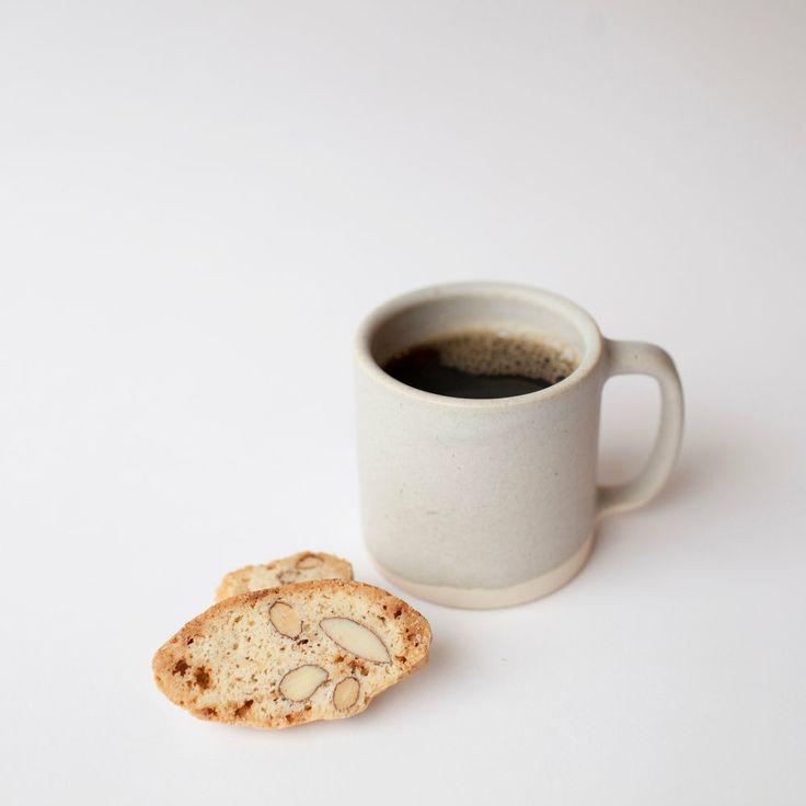 The Danish Mug grey by paperandclaystudio on Etsy, $34.00