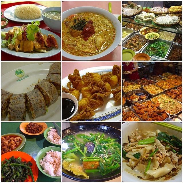 Singapore Cuisine - Singapore by uncorneredmarket, via Flickr