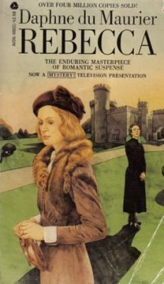 Movie November 12th; discussion November 26th: Rebecca by Daphne du Maurier.