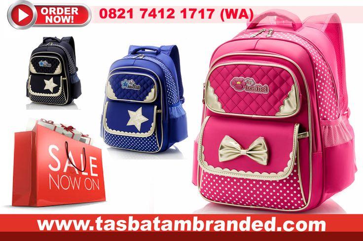 Jual tas ransel sekolah smp branded import terbaru 082174121717