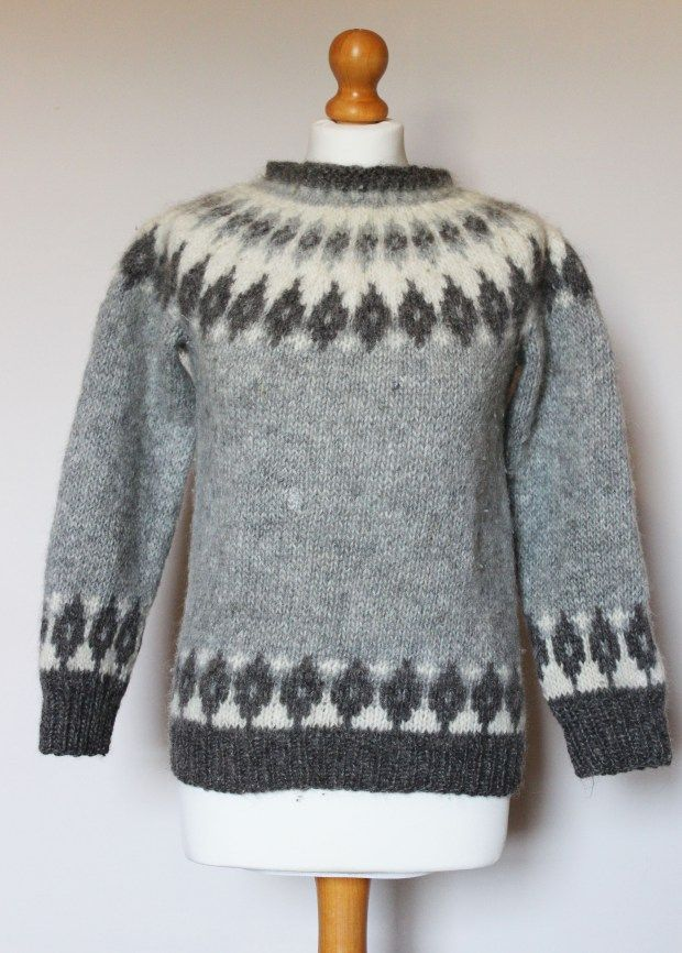 Icelandic sweater More