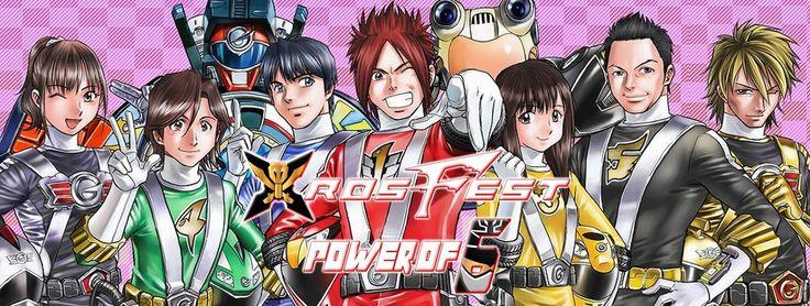 Xros Fest Power Of 6, 2016 - Cochabamba, Bolivia, 7 de Agosto 2016 ~ Kagi Nippon He ~ Anime Nippon-Jin