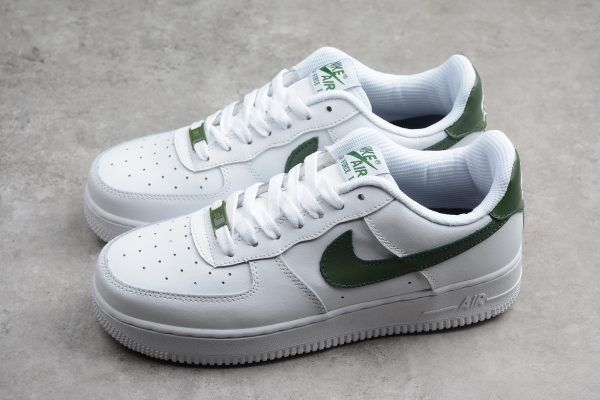 Nike Air Force 1 Upstep Green and White AQ3774 994 in 2019