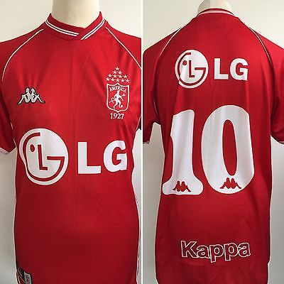Vintage America De Cali Football Shirt Kappa No 10 Size Medium  | eBay