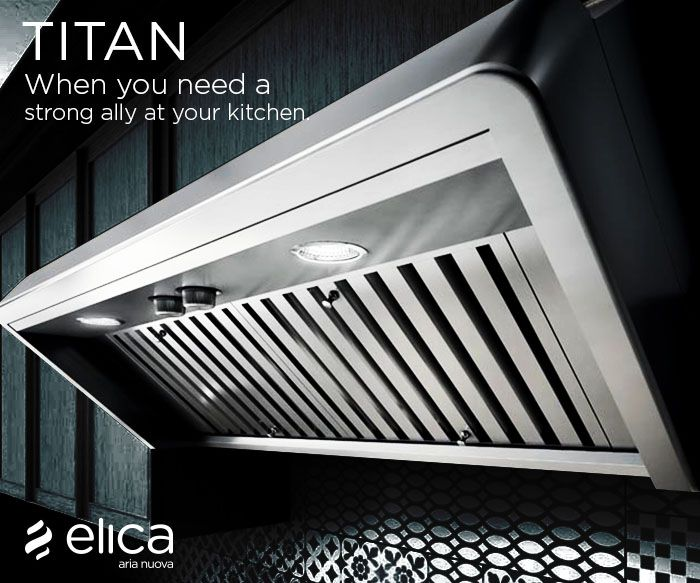 TITAN is equipped with HUSH Sound Suppression which reduces noise by 35%.