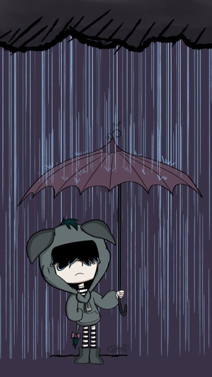 Jimmy Gibson Productions — mike-vilnova-15: Lucy Loud raining ...