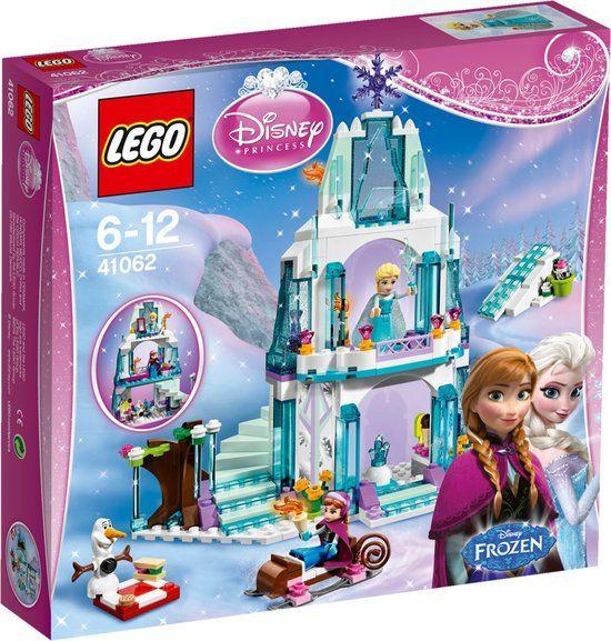 LEGO Disney Princess Frozen Elsa's Fonkelende IJskasteel - 41062,LEGO |...