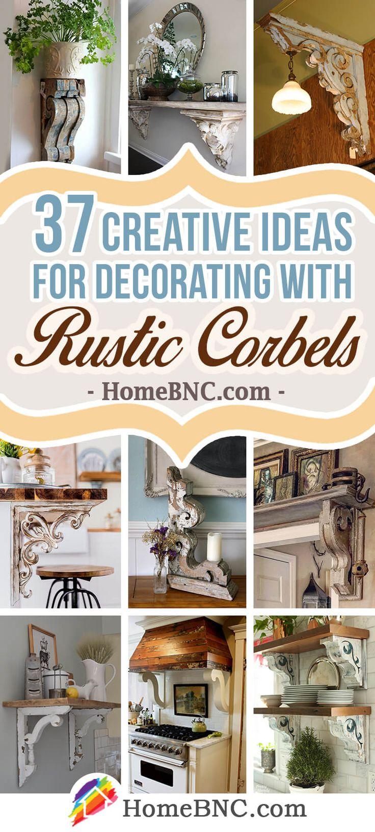 Corbel Decorations