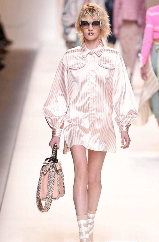 Fendi SS17 #fendi #fashion #milan #mfw