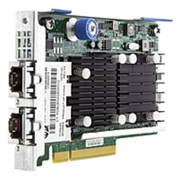 HP FlexFabric 10Gb 2-Port 533FLR-T Adapter - PCI Express x8 - 2 Port(s) - 2 x Network (RJ-45) - Twisted Pair - Low-profile
