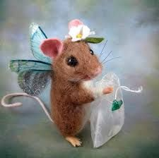 French Tooth Fairy Mouse