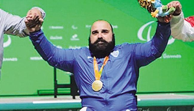 Χρυσό μετάλλιο πήραν στους Παραολυμπιακούς ο Μάμαλος (άρση βαρών) και ο…