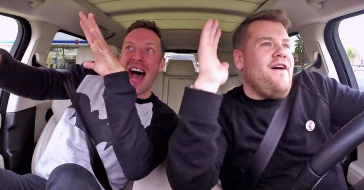 Chris Martin has joined James Corden for an epic episode of Carpool Karaoke.