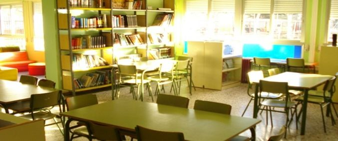 A biblioteca do Condesa CEIP Condesa de Fenosa, O Barco de Valdeorras